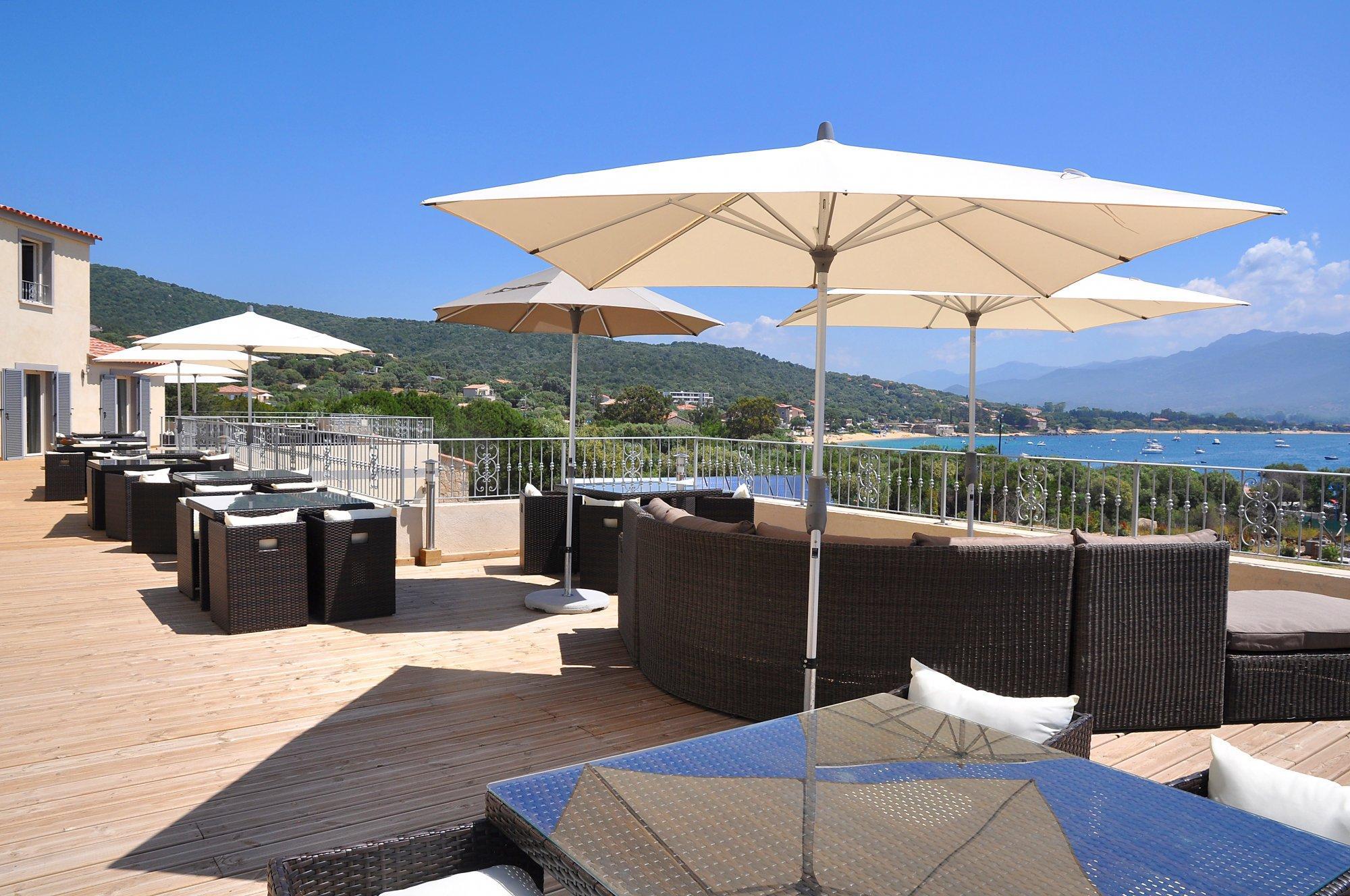 Hôtel de charme 3 étoiles en Corse pour les vacances