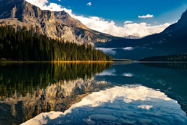 Voyage découverte dans les Rocheuses Canadiennes