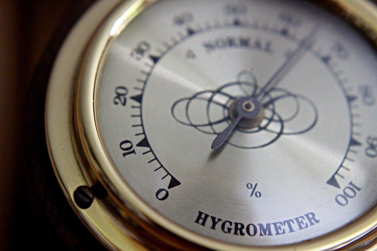 hygromètre d'intérieur