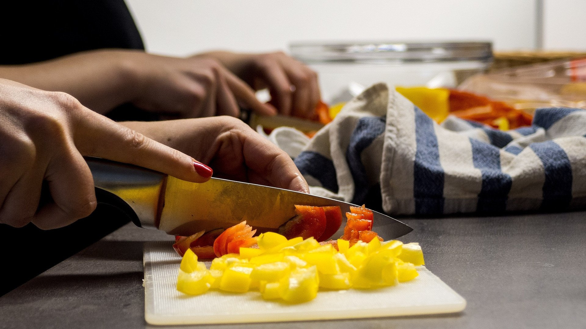 La cuisine devient la pièce la plus importante du logement