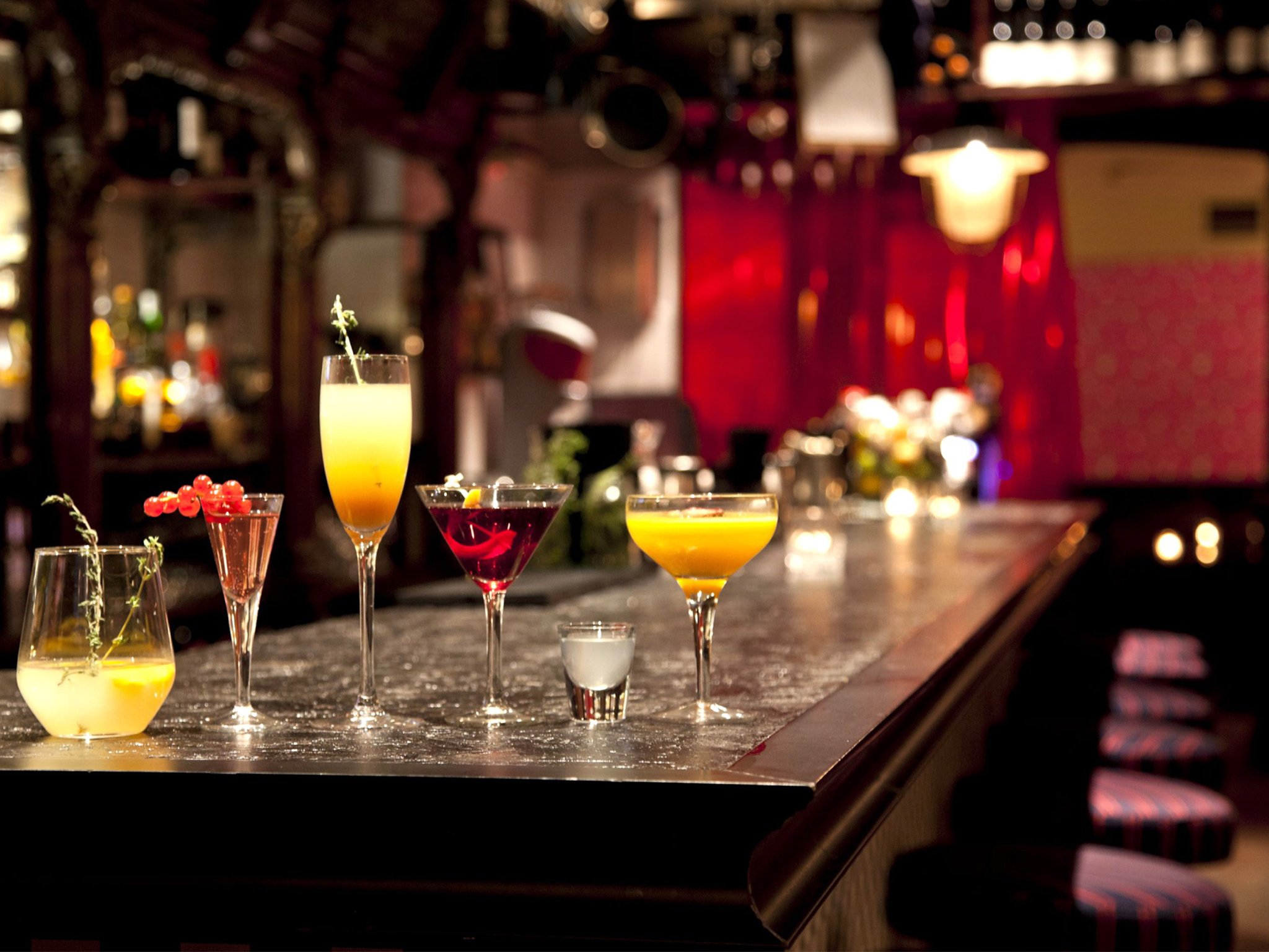 Apprendre à préparer 3 cocktails d'une manière parfaite