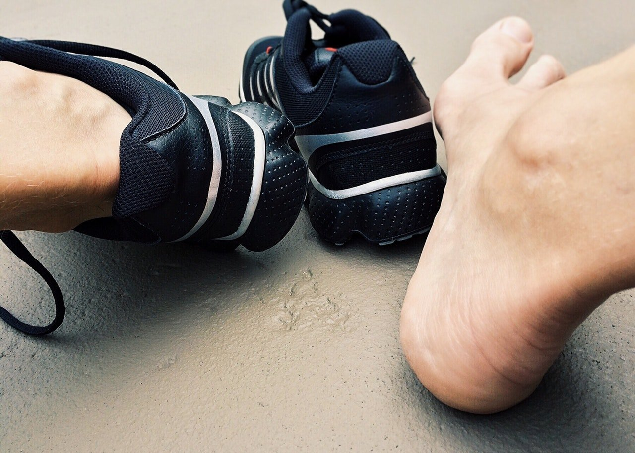 Soulager les pieds gonflés