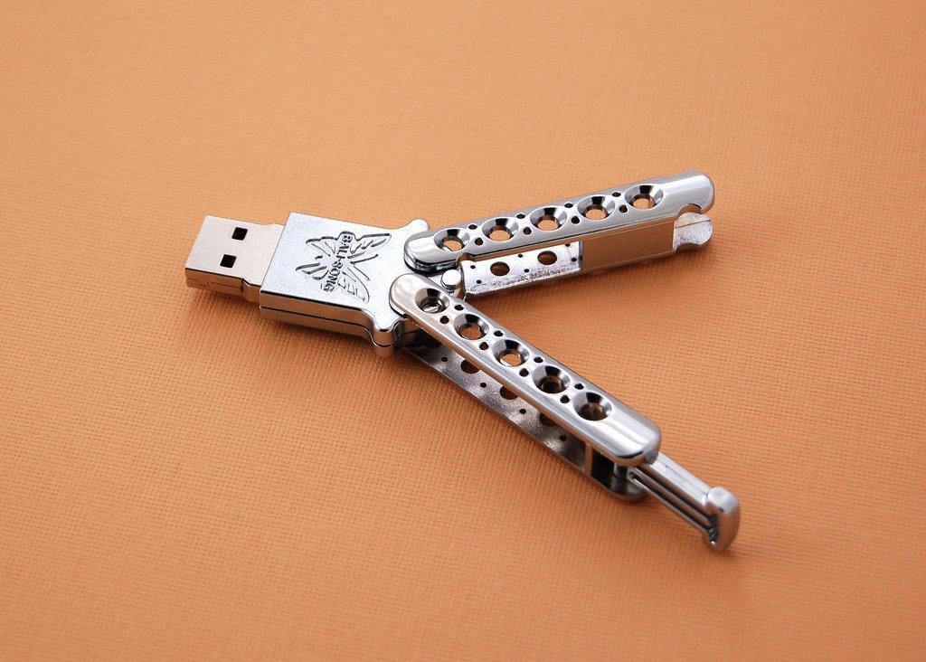 Outil marketing : la clé USB personnalisable pour améliorer la visibilité